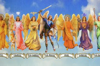 Prayer To Archangels And Angels For Good Luck, Money And Work