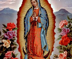 Prayer of the Virgin of Guadalupe