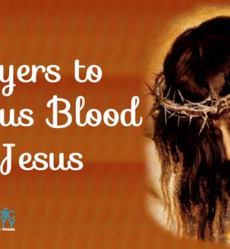 Prayer of the Blood of Christ