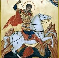 Prayer Miraculous to St. George