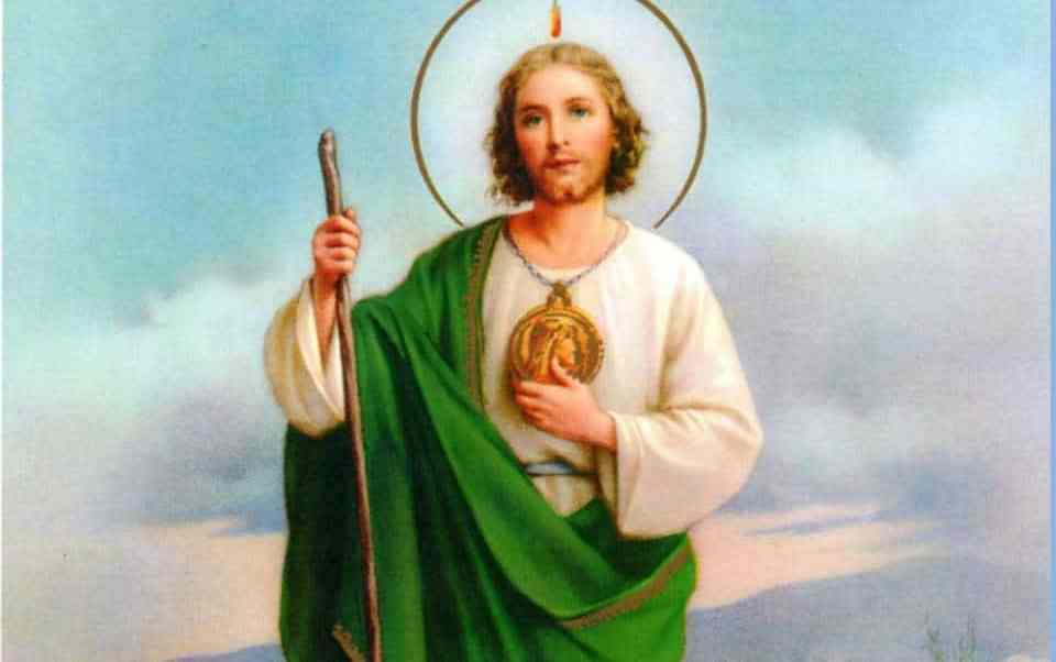 Consecration to San Judas Tadeo