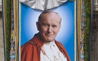PRAYER OF JOHN PAUL II