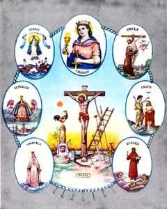 Seven Powers prayer
