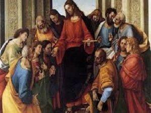 Oración a los apóstoles